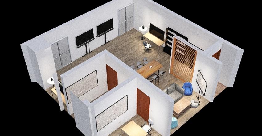 IoX_Room_314 Interior Design Render