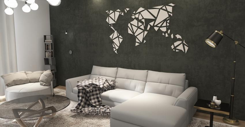Industrial Design Interior Design Render