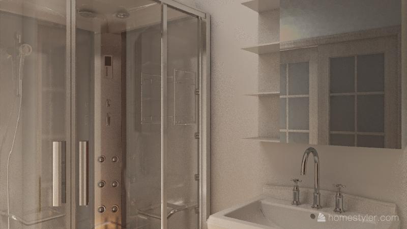 Container 1 Interior Design Render