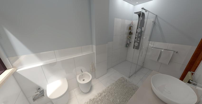 Bagno  - variante Interior Design Render