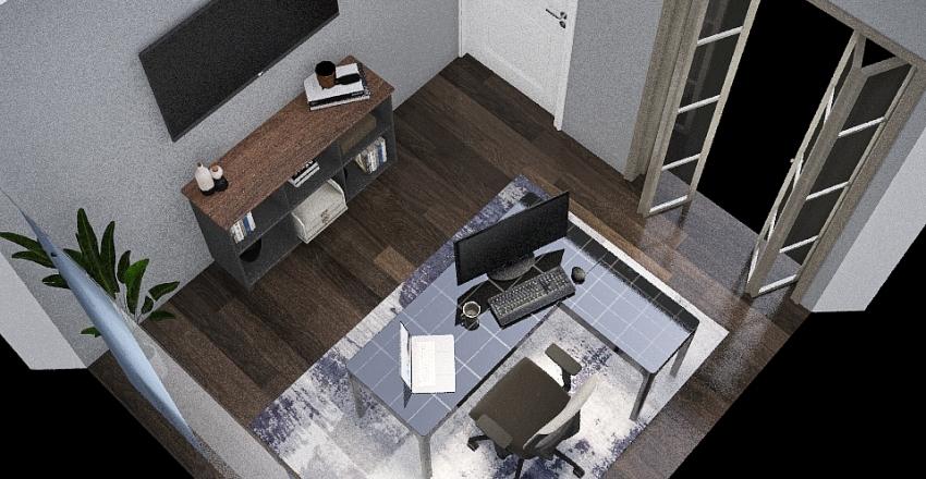 Casa de Tsons Interior Design Render