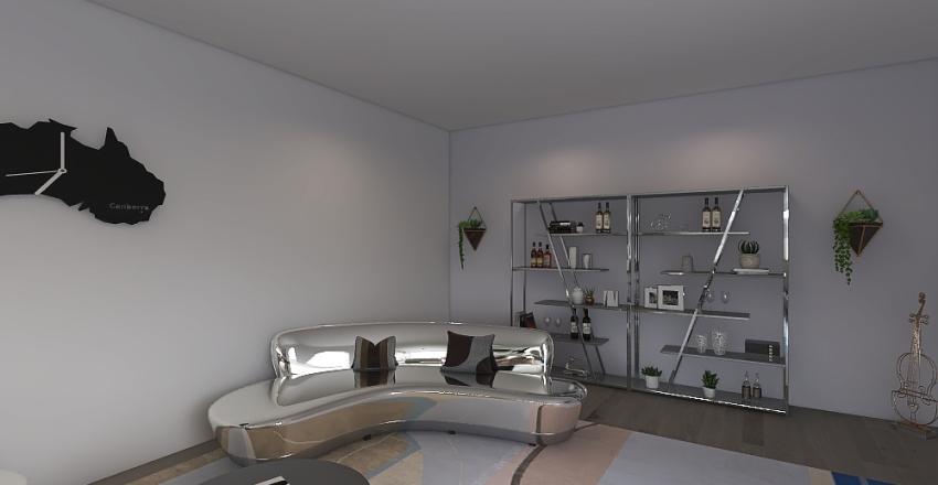 Living Room Redesign for KEIRA  Interior Design Render