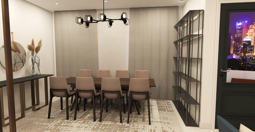 full_house_clean_saqef Interior Design Render