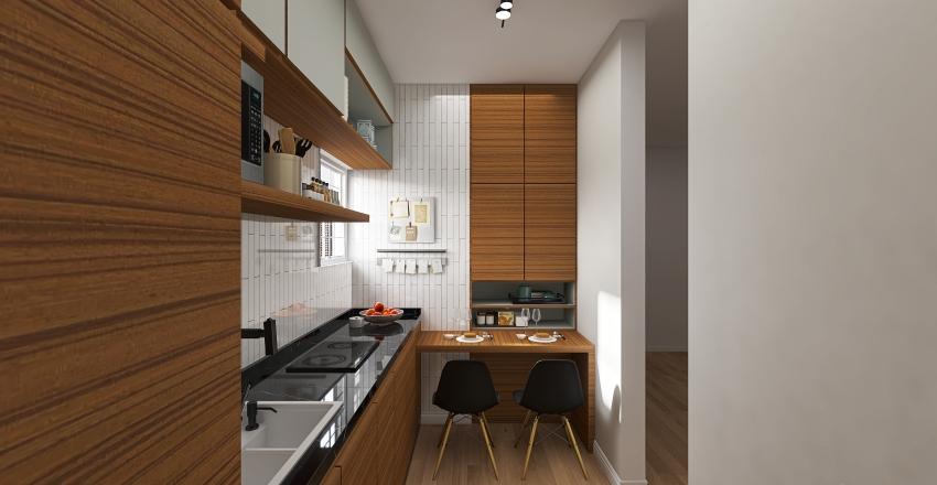 Wendel Oliveira - wentech@gmail.com - 25.01.2021 Interior Design Render