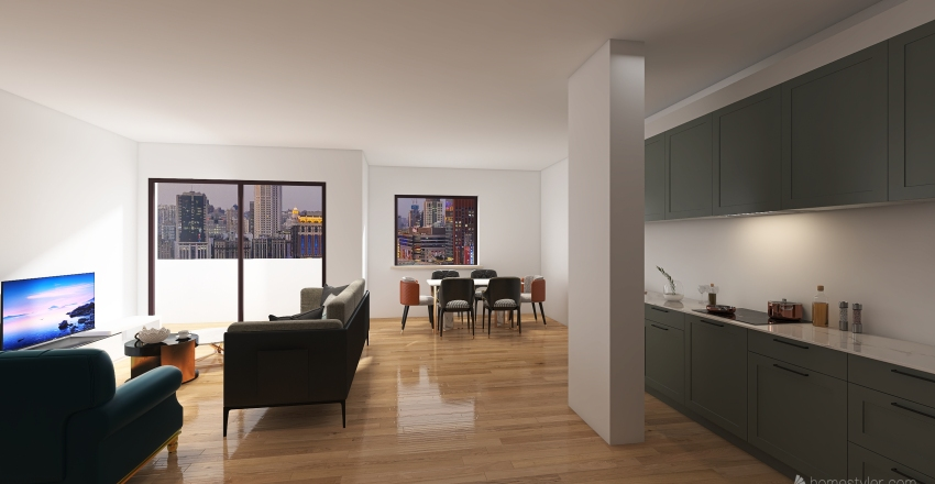 Copy of TANO 3 Interior Design Render
