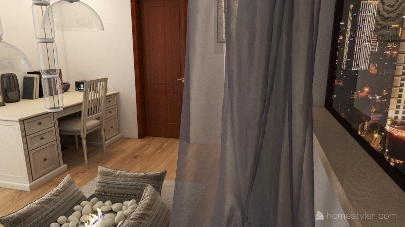 Final Room Design Interior Design Render
