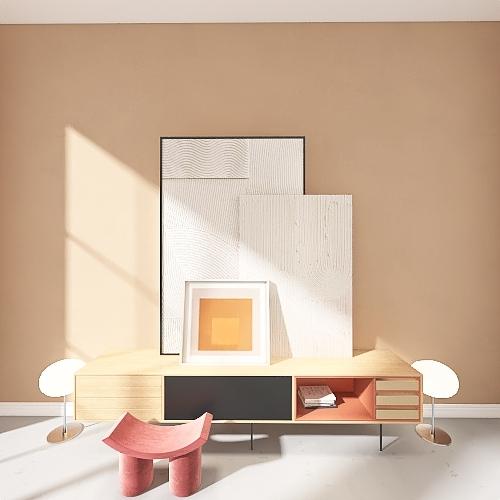 Bohemian by Kalani Interior Design Render
