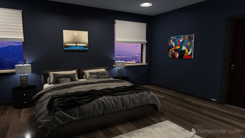 Copy of house plan project Interior Design Render