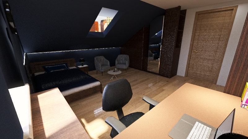 Copy of nora kuby Interior Design Render