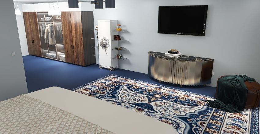 Suíte Master Brim Interior Design Render
