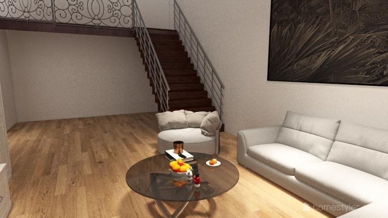 casa de los suesños Interior Design Render