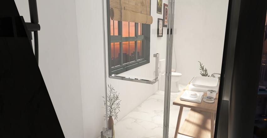 MJS Bathroom Redesign Interior Design Render