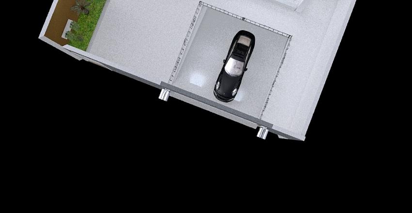 CASA DO THIAG Interior Design Render