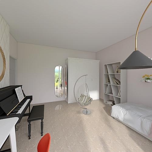 greta rooom 2 Interior Design Render