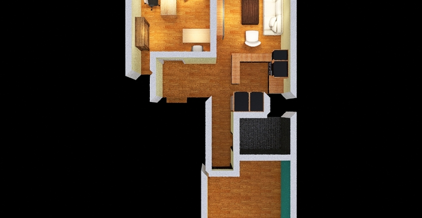 Copy of Copy of agN test 005 Interior Design Render