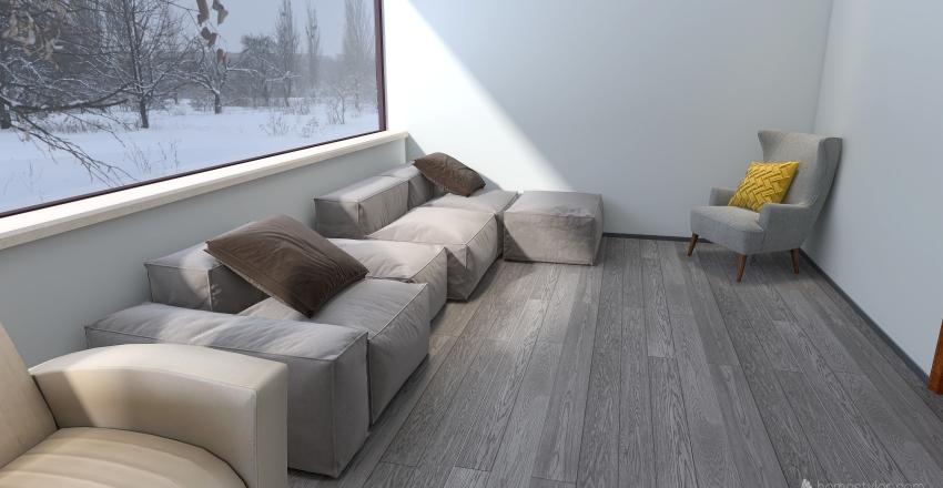 Pat MJS Redesign By Aiden Maslott Interior Design Render