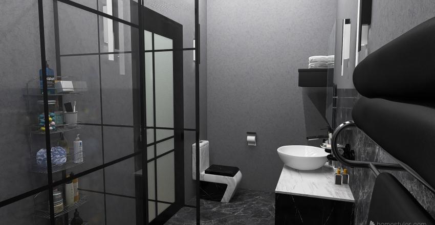 2х комнатная квартира Interior Design Render