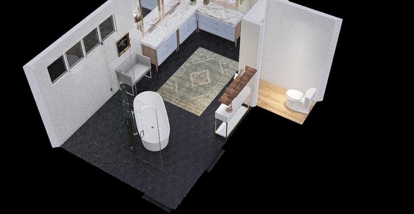 kempf green Interior Design Render