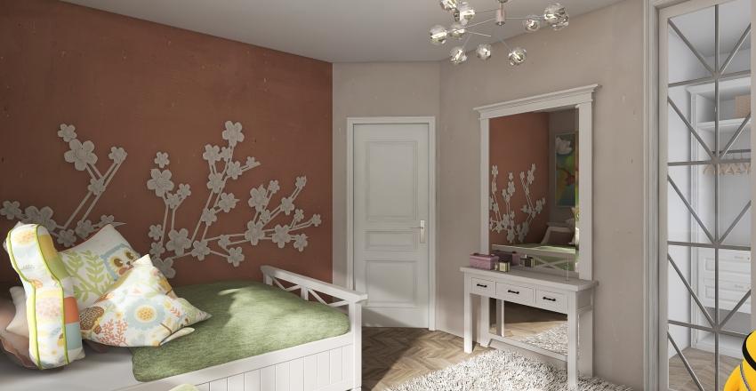 Казанцево диван Interior Design Render