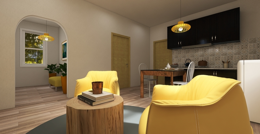 Ciro Interior Design Render