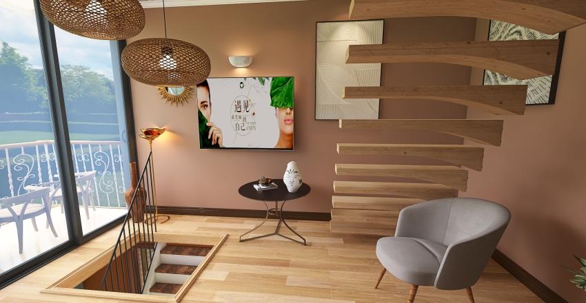 3 andares.. Interior Design Render