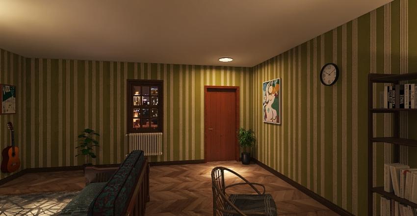 что это Interior Design Render
