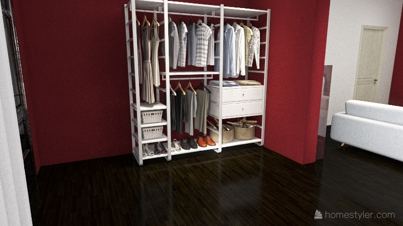 cassandra Interior Design Render