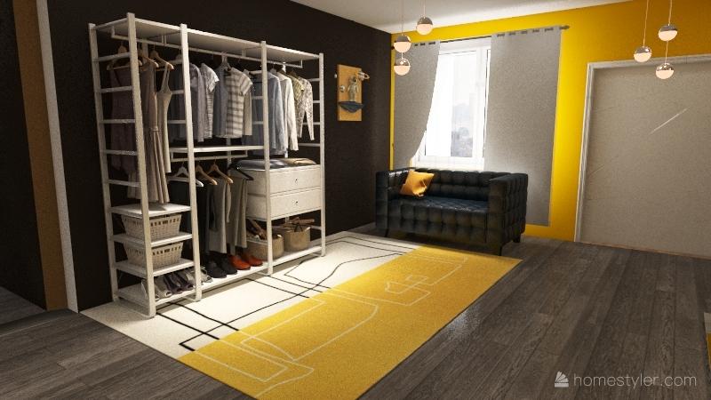 veronica Interior Design Render
