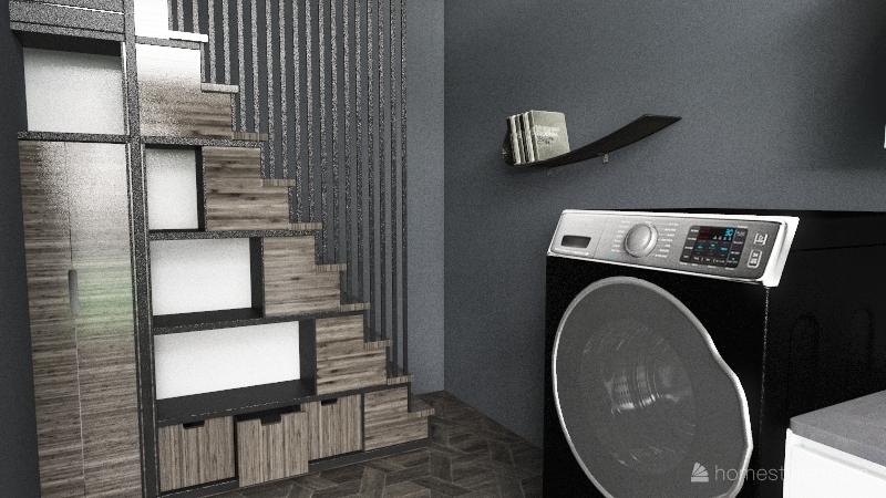 Bentleys tiny home Interior Design Render