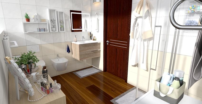 Abbiategrasso Interior Design Render
