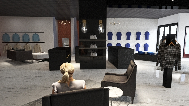 Copy of Azure Interior Design Render