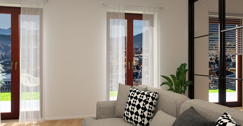 La Lorenzina all. 2 Interior Design Render