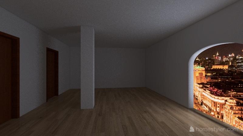 style 1 Interior Design Render