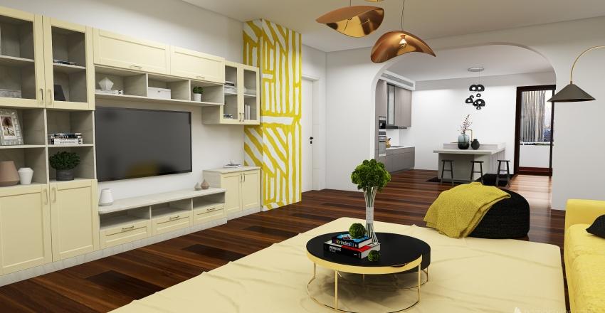 Color coded #2 Interior Design Render