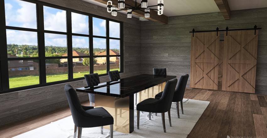 big arte Interior Design Render