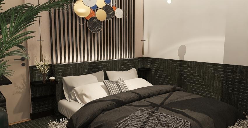 ECATEO2 Interior Design Render