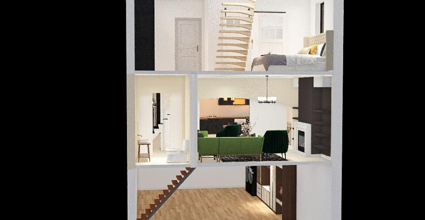 Copy of 419 Calvin Ave, 2nd draft Interior Design Render