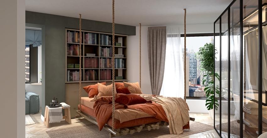 Учебный 2(2) Interior Design Render