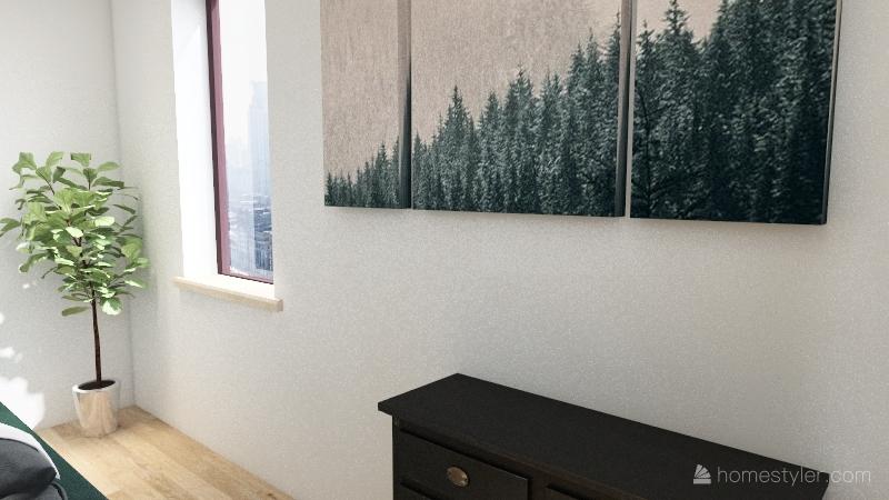 MJS Redesign: Interior Design Render