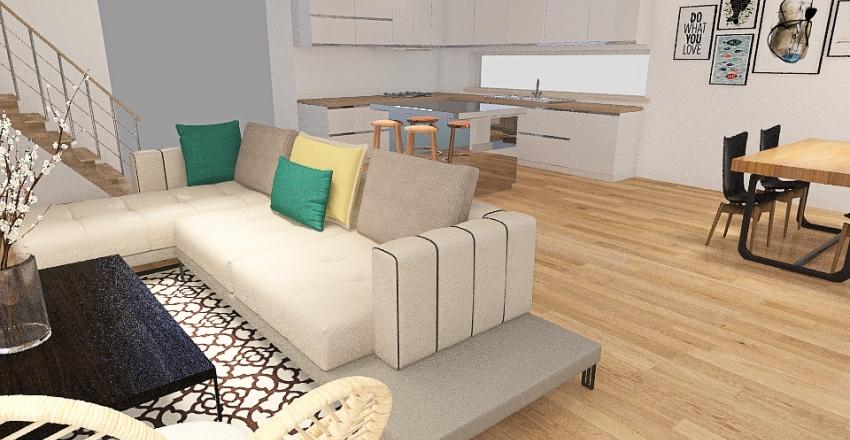 natalia house Interior Design Render
