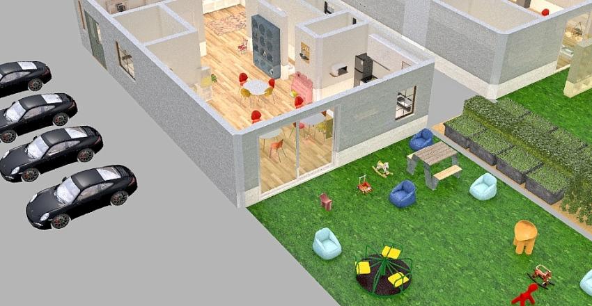 saja new Interior Design Render