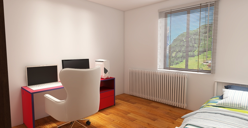 Proposta Cliente Interior Design Render