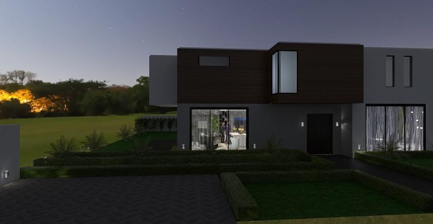 Adonis, LUX home Interior Design Render