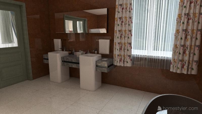 carmen Interior Design Render