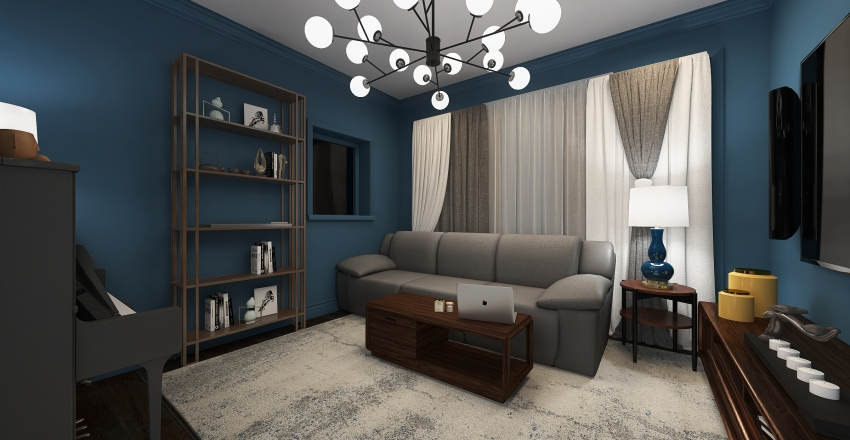 Graphics Project 2 Interior Design Render