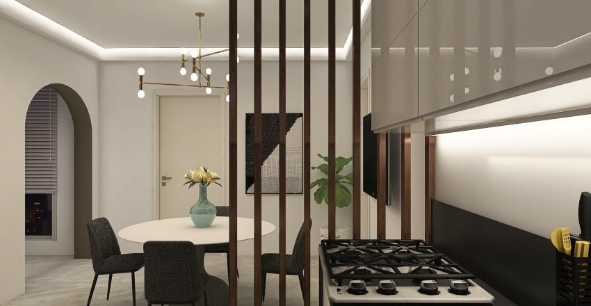 home 02 Interior Design Render