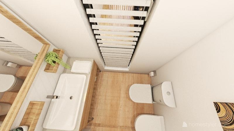 Casa I Interior Design Render