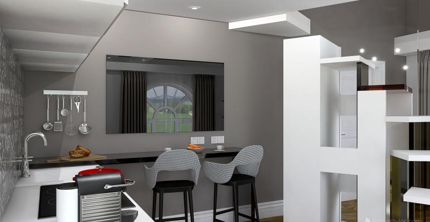 Apartamento dei sogni Interior Design Render