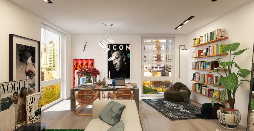 №13 Interior Design Render