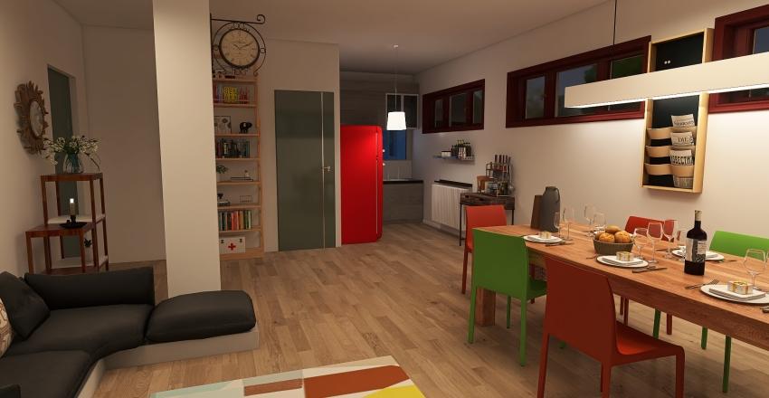 Taverna 2021 Interior Design Render